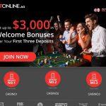 Bet Online Discount