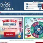 Bingo Diaries 寄存器