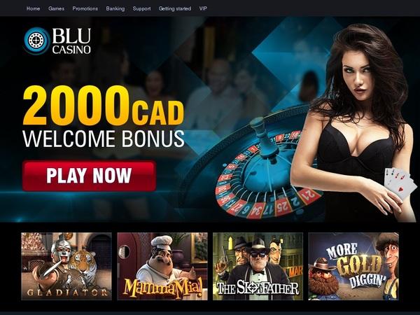 Casino Blu Öppna Konto Nu