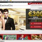 Casino Clic Bonus Code 2017