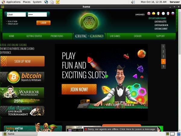 Celtic Casino Free Download