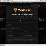 Mobil6000 Bonus