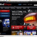 Offers RedKings Poker