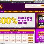 Paypal Bingo Legacy