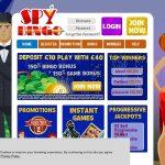 Spy Bingo Inloggen