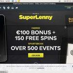 Superlenny Join Up Offer