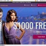Villa Fortuna Online Casino Bonus