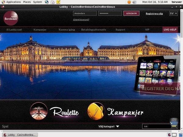 Casinobordeaux Video Slots