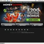 Moneygaming Paypal Deposit