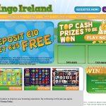 Bingo Ireland игровые автоматы