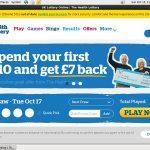 Health Lottery 寄存器