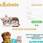 Cashmio Sign Up Offers