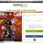 Deposit Paypal Lapalingo