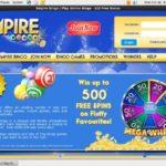 Skrill Empire Bingo