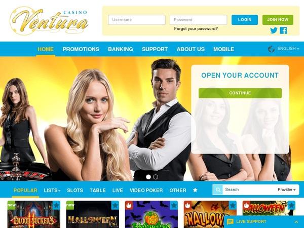Casino Ventura Best Bonus