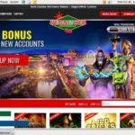 Vegas 2 Web App