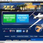 Jetbingo Sign Up Bonus