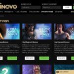 Casinovo Promotions Mobil Casino Bonus
